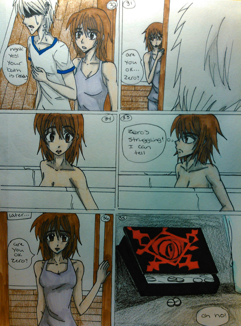 Vampire knight- The perfect boyfriend pg 6 by atem15