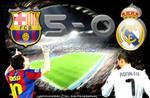 FC Barcelona 5-0 Real Madrid