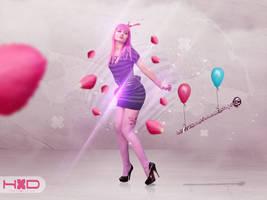 Sweet Pink by lechham