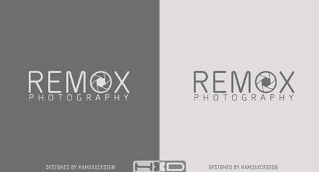 Remox Photography logo by lechham