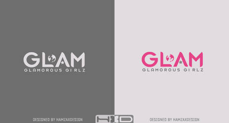 GLAM Logo by lechham