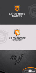 La Fourniture Security Logo by lechham