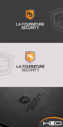 La Fourniture Security Logo by lechham
