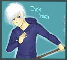 Jack Frost by xxZephyl