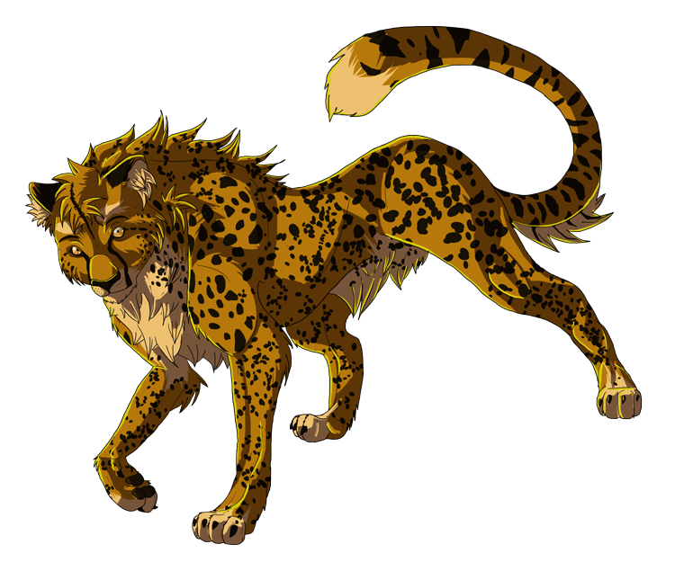 Cheetah by Gashu-Monsata