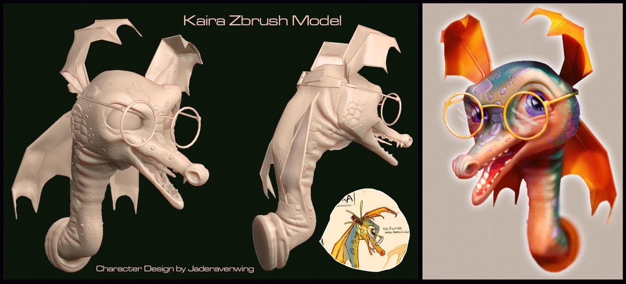 Kaira- Model Request #2 by Gashu-Monsata