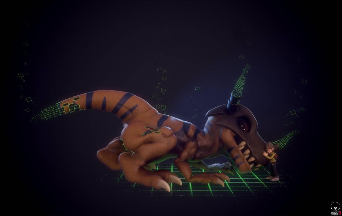 Digimon World - Death and Rebirth 01