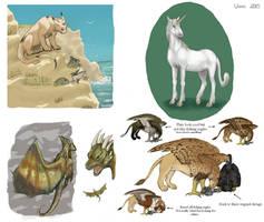 Loi days fauna by Uinn