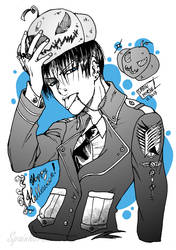 Halloween-Levi!
