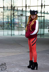 Asuka, Private Shoot: March 2014 by MindFall