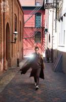 The Doctor, Zenkaikon 2014 by MindFall