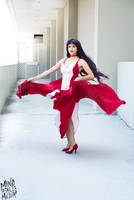 Princess Mars, Dragon Con 2014 by MindFall