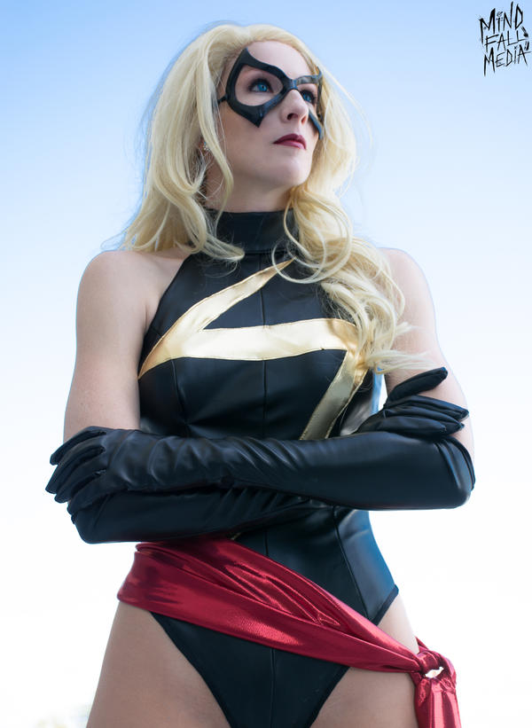 Ms. Marvel (Dragon Con 2014) by MindFall