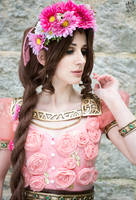 Aerith, Ellicott City Photoshoot 2017 by MindFall