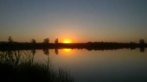 Orenji Sunset