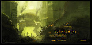 GunMachine 2 by ATAnderson
