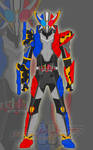 Kamen Rider Fuse - DoubleMatch Charge