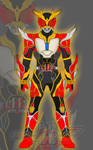 Kamen Rider Fuse - Shining Flame Charge