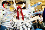 Erza Scarlet - Animax Cosplay 3