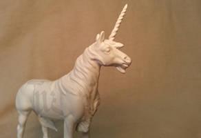 Unicorn Stallion by BleakObsession