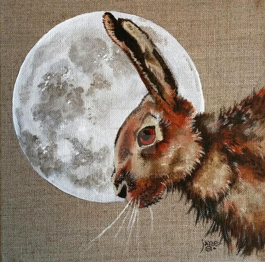 Hare by ArtEpona