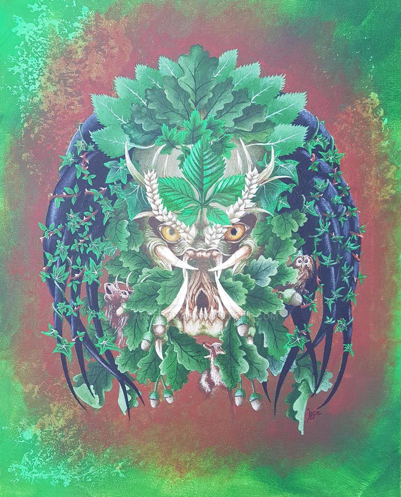 J'ack I'the Green by ArtEpona