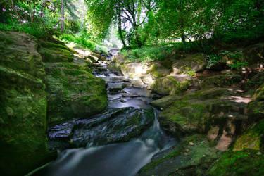 Ruisseau de la Patouillerie V by SP4RTI4TE