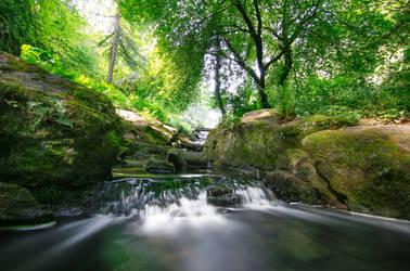 Ruisseau de la Patouillerie III by SP4RTI4TE
