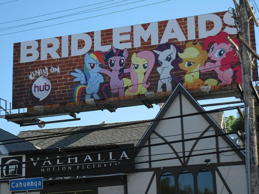 Bridlemaids_Billboard_02 by VirgaRainboom