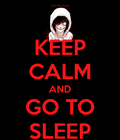 Keep Calm by CreepyPastaGirl10