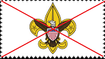 Anti Boys Scouts Stamp by LordOfstamps