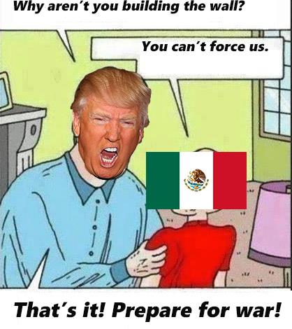 Donald Trump's Foreign Policy by oo-o-o-o-o-o-o-oo