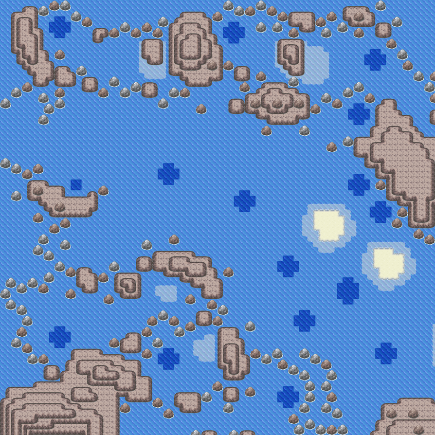 Pokemon Emerald World Map.Pictures Of Pokemon Emerald Map Route 124 Rock Cafe