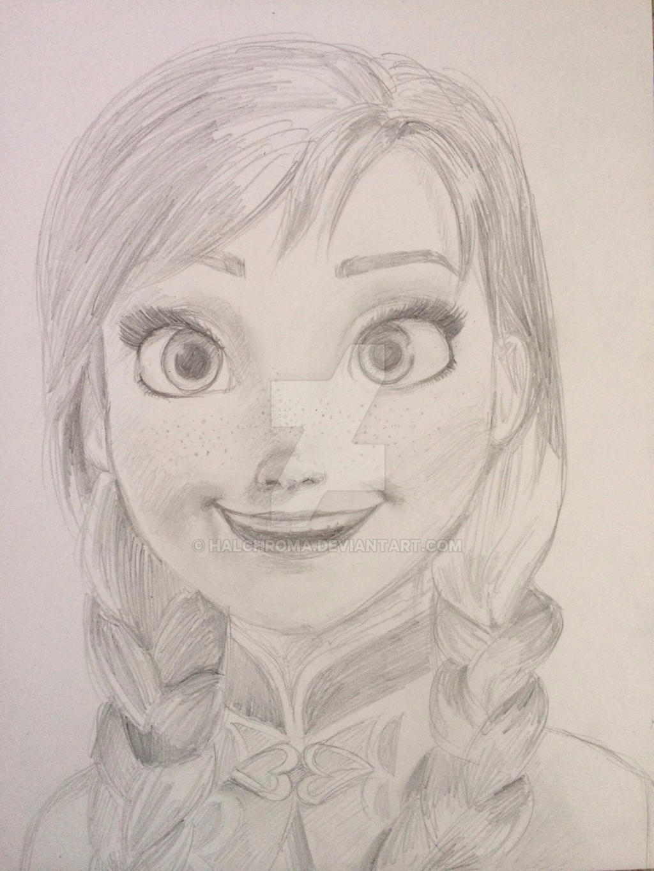 Anna by HalChroma