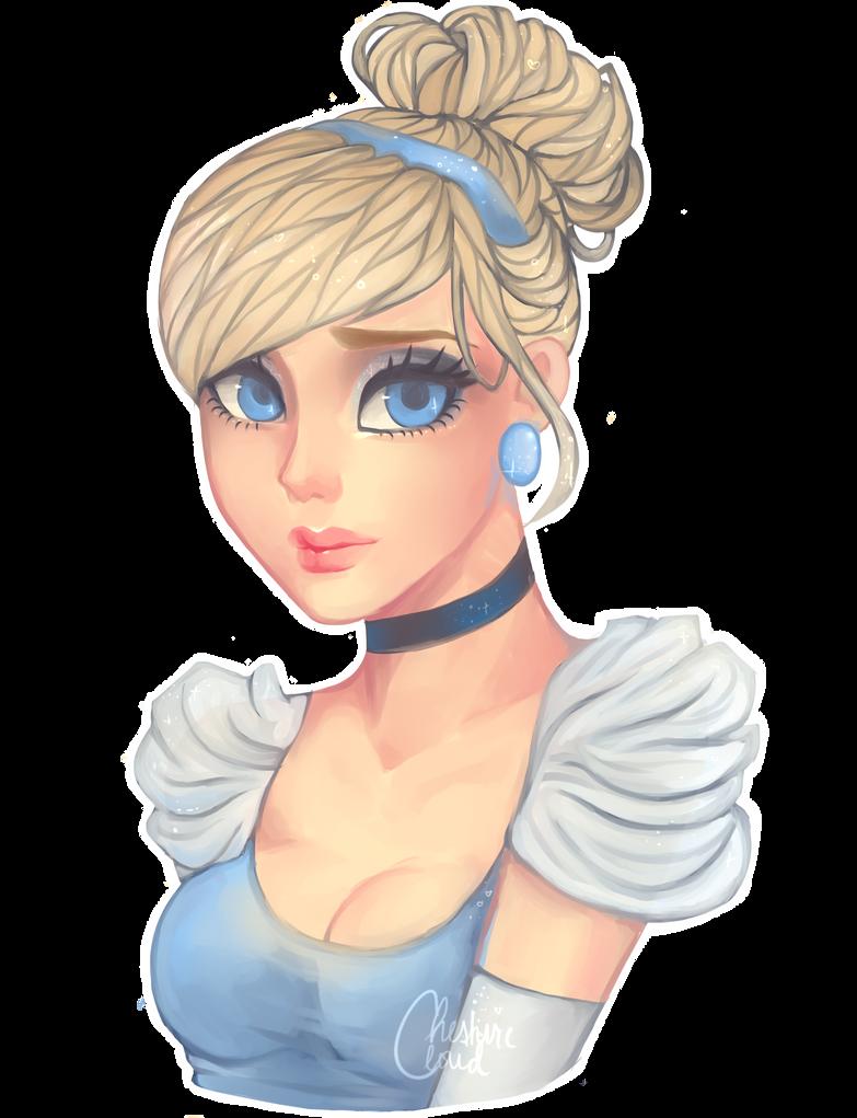 Cinderella by HalChroma