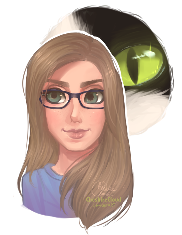 Erin by CheshireCloud