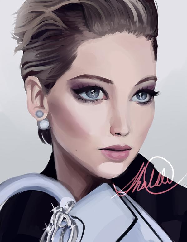 Miss Dior by HalChroma