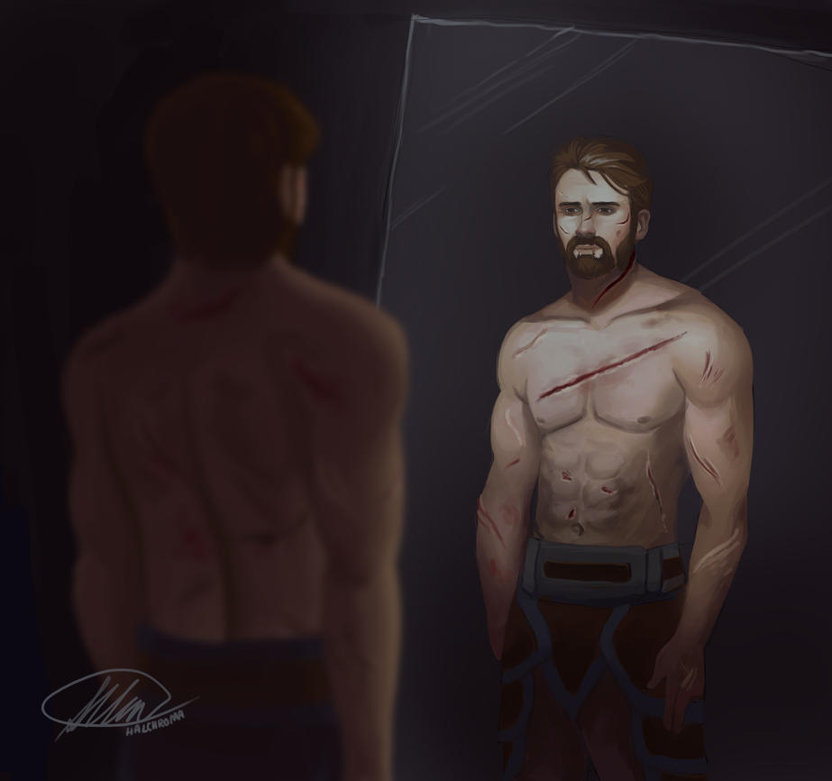 Commission: Evan by HalChroma