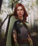 Commission: Piper Archibald