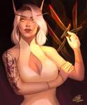 Commission: Samara Skyrose