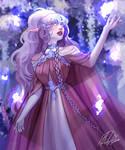 Commission: Lady Amora'lei