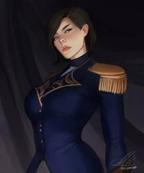Commission: Octavia Vraith