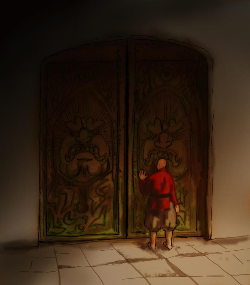 Door concept 7 stener by herrtevik on deviantart - Several artistic concepts for main door ...