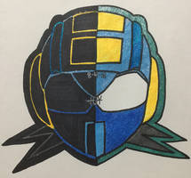 Megaman NT Warrior Icon by JoyfulJ