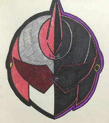 Protoman Icon by JoyfulJ