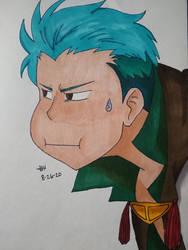 Grumpy Mitsuhide