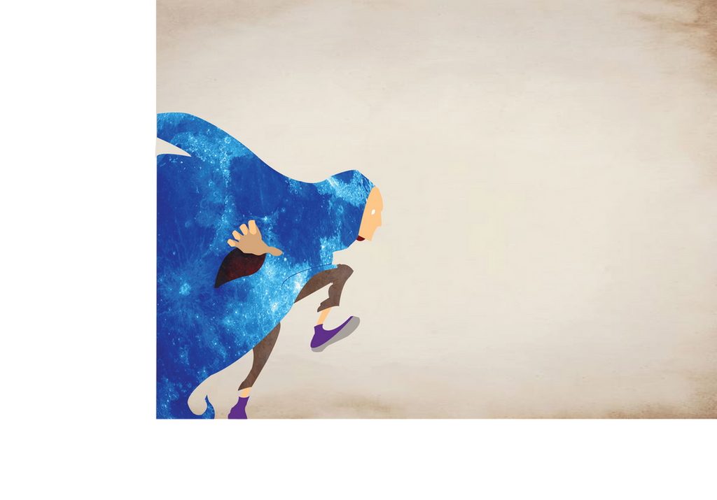 The Runaway Cloak by Leongardo