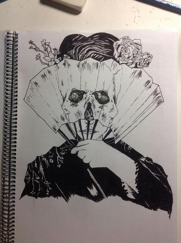 Fan of Death by Leongardo