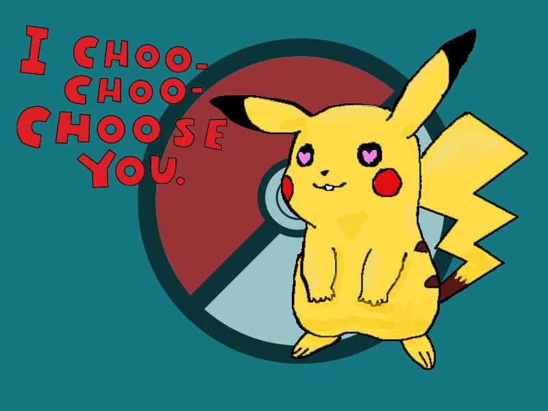 I Pikachu You by Leongardo