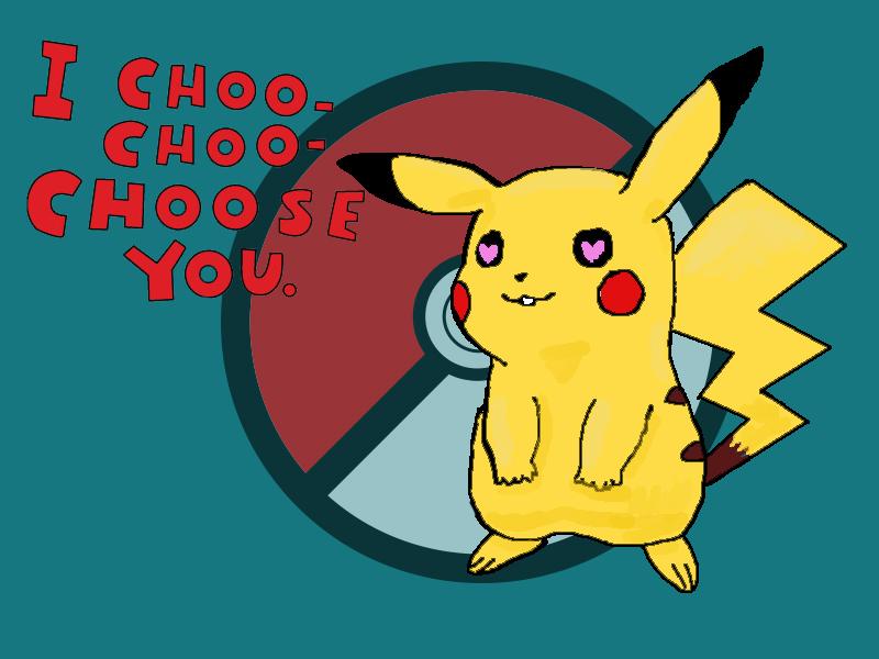 I Pikachu You by Leongardo